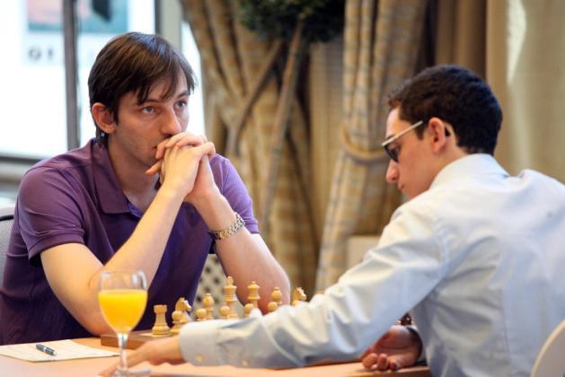 Grischuk vs Caruana