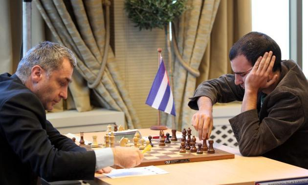 Ivanchuk vs Dominguez