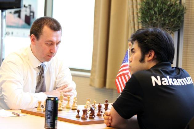 Kamsky vs Nakamura