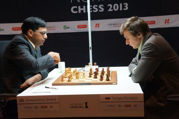Anand vs Karjakin