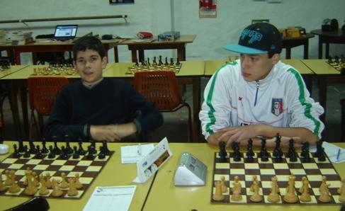 Dos juveniles con gran proyección: Agustín Pernas y Jorge Leal