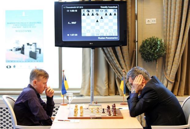 Ponomariov vs Ivanchuk