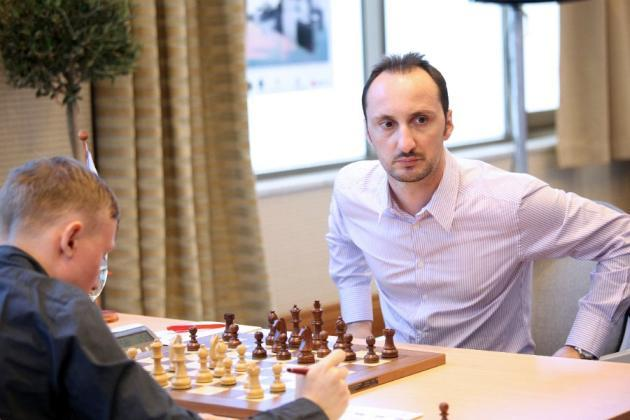 Ponomariov contra Topalov