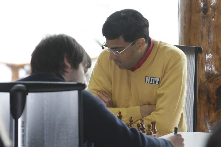 Radjabov vs Anand