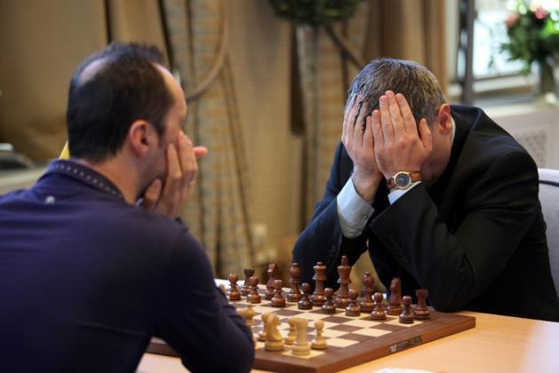 Topalov vs Ivanchuk