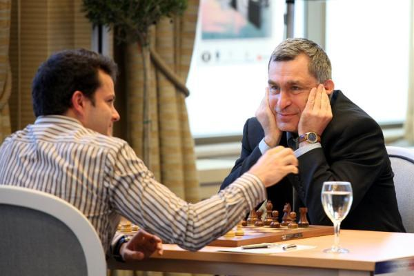 Bacrot vs Ivanchuk
