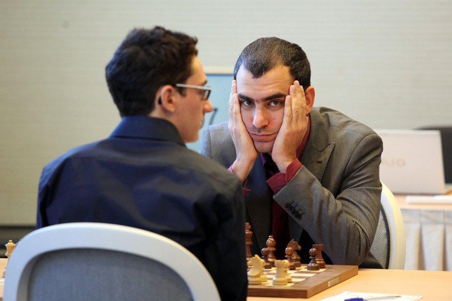 Caruana vs Dominguez