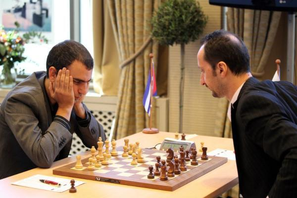 Dominguez vs Topalov