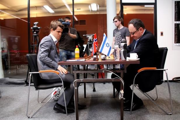 Boris Gelfand vs Magnus Carlsen