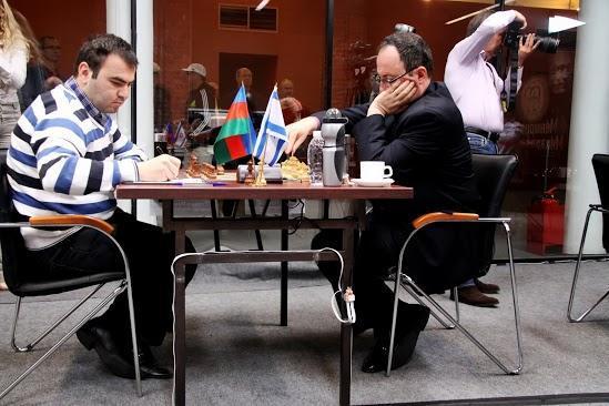 Gelfand frente a Mamedyarov