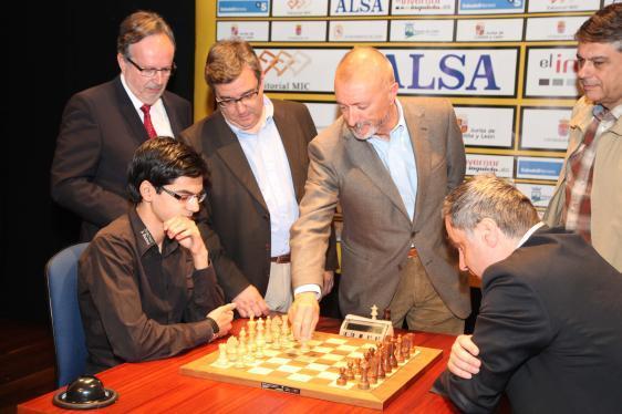 Giri vs Ivanchuk