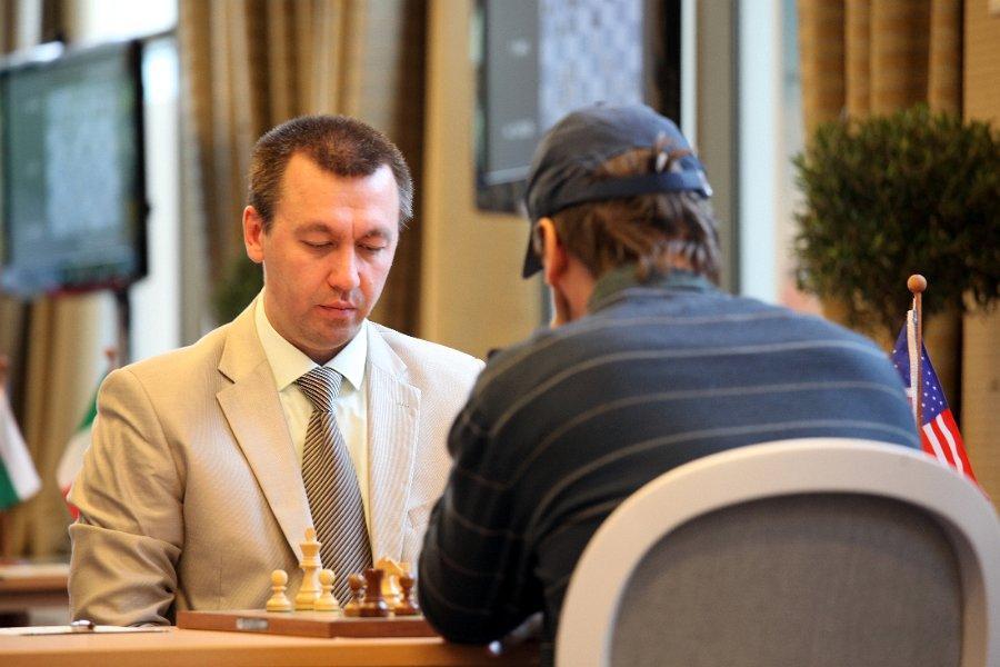 Kamsky vs Morozevich