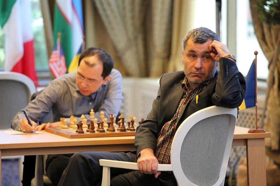 Kazimzhanov vs Ivanchuk