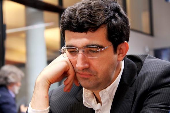 Vladimir Kramnik, último puesto