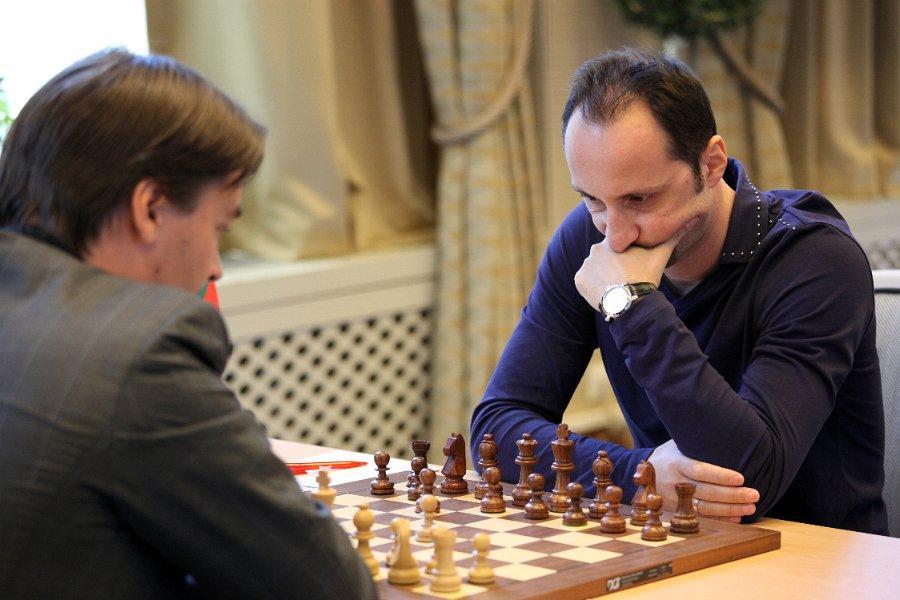 Morozevich vs Topalov
