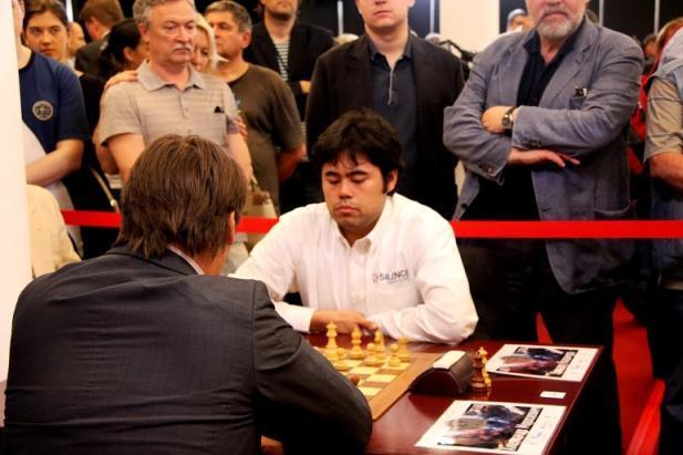 Nakamura campeón
