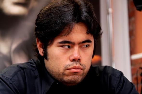Hikaru Nakamura: a todo o nada... Sólo empató 1 partida
