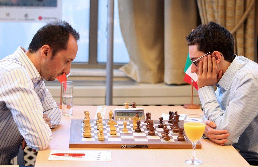 Topalov vs Caruana