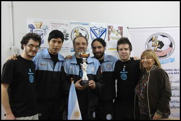 Belgrano de Córdoba, campeón AFA 2013