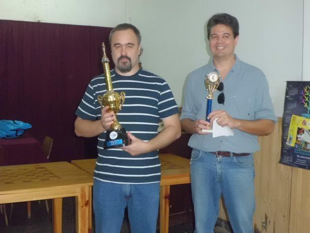 Joaquin Jimenez y Lucas Crotti