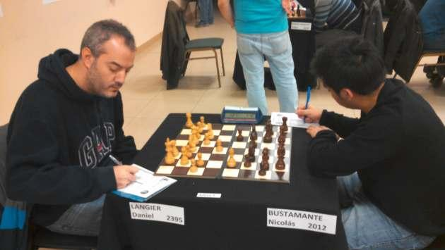 Daniel Langier vs Bustamante