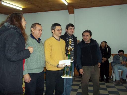 Marcelo Ayala, campeón entrerriano 2013