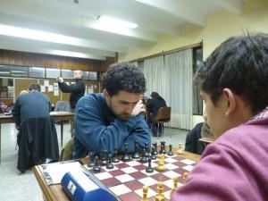 """Martín Mansilla, ganador del IRT """"A"""""""