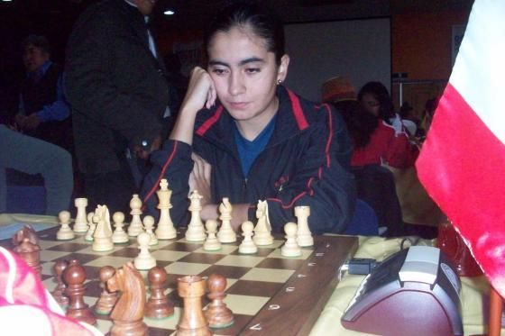 Andrea Rodriguez Rueda, Campeona Panamericana 2013