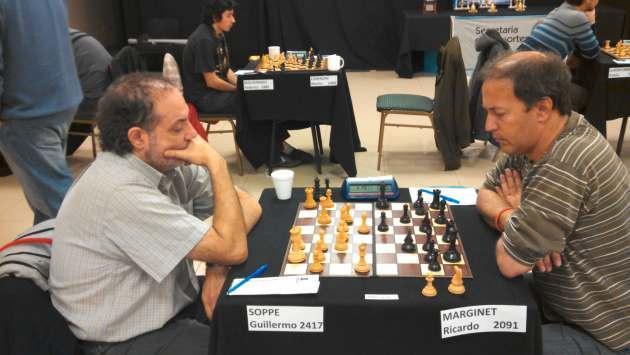 Guillermo Soppe vs Ricardo Marginet