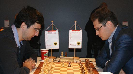 Kramnik vs Leko, clásico en Dortmund 2013