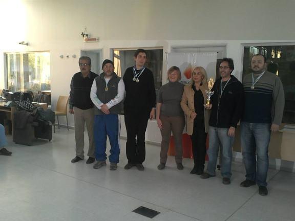 Subcampeón: Club Argentino de Marcos Juarez