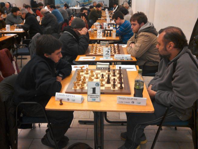 Ronda 9: Krysa vs Slipak en Villa Martelli