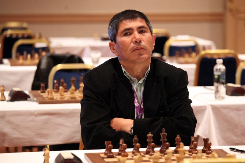 GM Julio Granda (Perú)