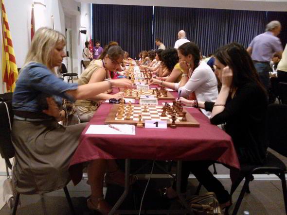 Olga Alexandrova vs Ana Madnatze