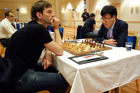 Grischuk vs Le Quang Liem