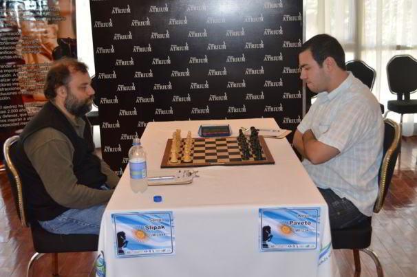 Sergio Slipak vs Kevin Paveto