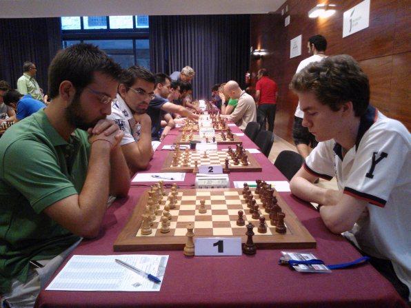 Ivan Salgado vs David Anton