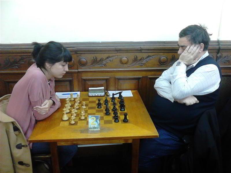 Betania Lozano vs José Luis Suarez