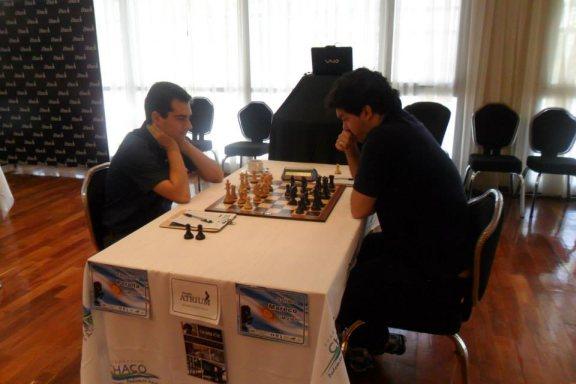 Peralta vs Mareco, ronda 7