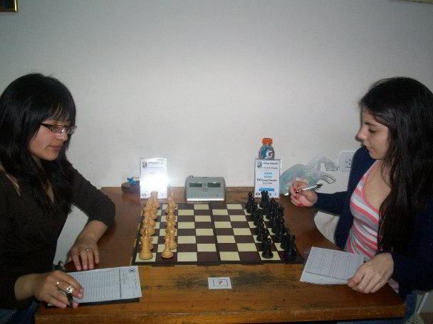 Carla Borda vs Florencia Fernandez