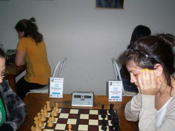 Marisa Zuriel vs Betania Lozano