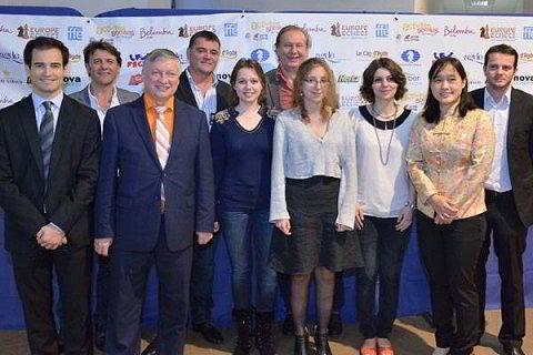 Participantes de la copa Cap´d Age 2013