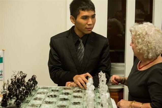 Wesley So, ganador del Magistral UNIVE 2013