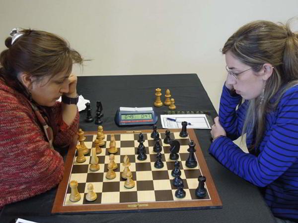 Duelo de Grandes Maestras: Amura vs Lujan