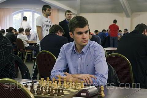Maxim Matlakov, 22 años, Elo 2682