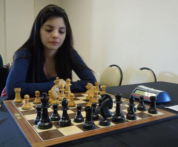 Florencia Fernandez, 6 puntos en 6 partidas