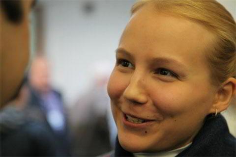 Valentina Gunina, Campeona Rusa 2013
