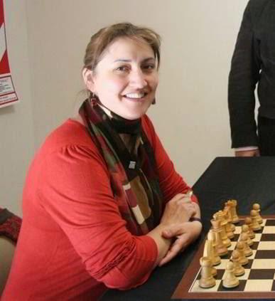 wGM Claudia Amura
