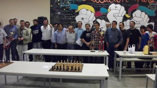 Participantes del IRT Ciudad de Posadas 2013