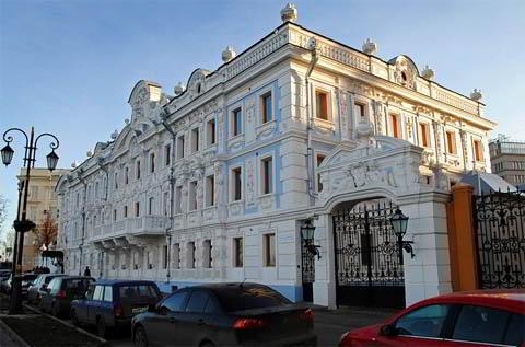 El lugar del encuentro de la Superfinal de Rusia 2013